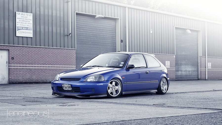 Honda Civic Ej9 Adam Flickr