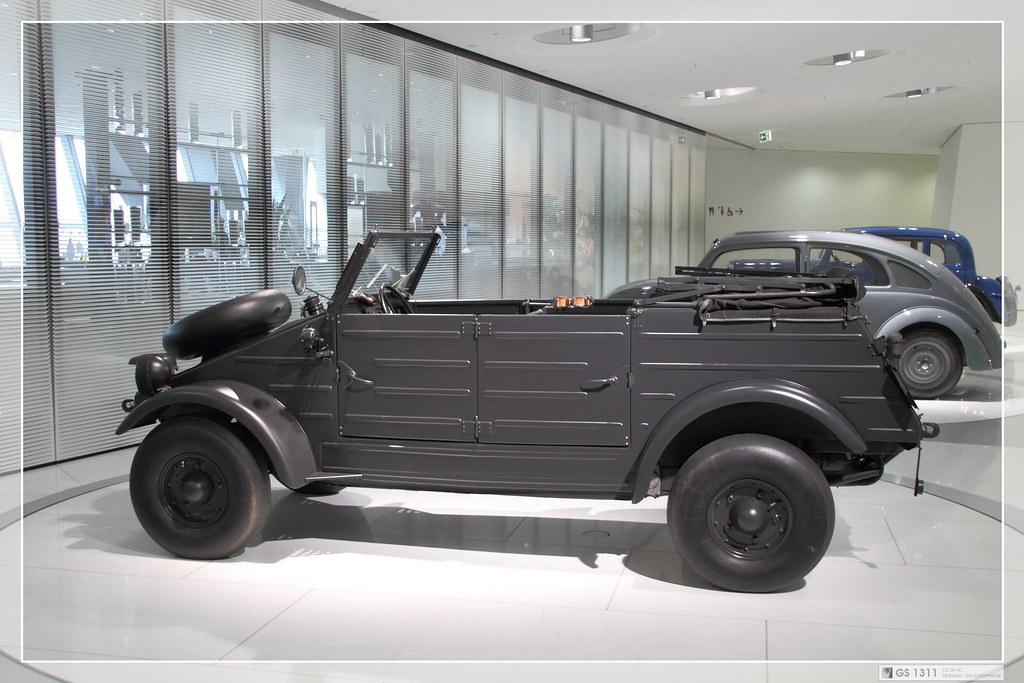 1940 Volkswagen K 252 Belwagen Typ 82 02 The Volkswagen