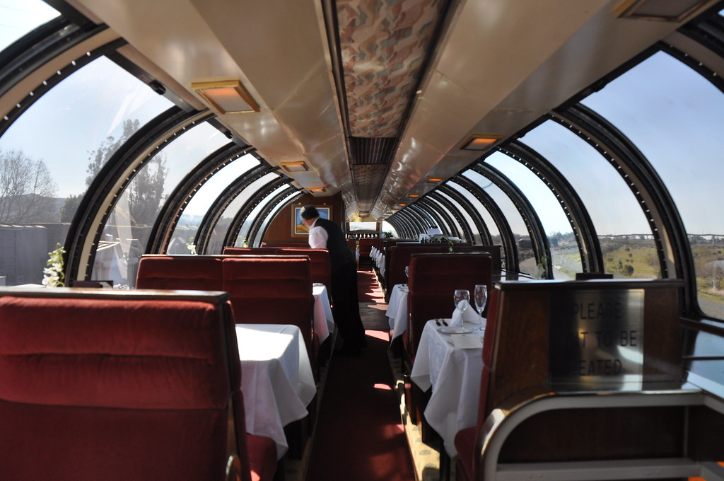 Milwaukee Road 68 Seat Dome 28 Seat Lounge Super Dome 5