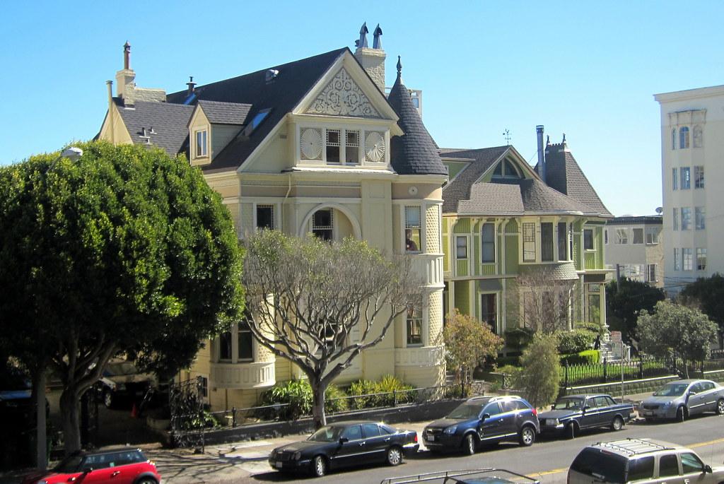 San Francisco Style Living Room