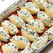 Cheese and Chicken Shells