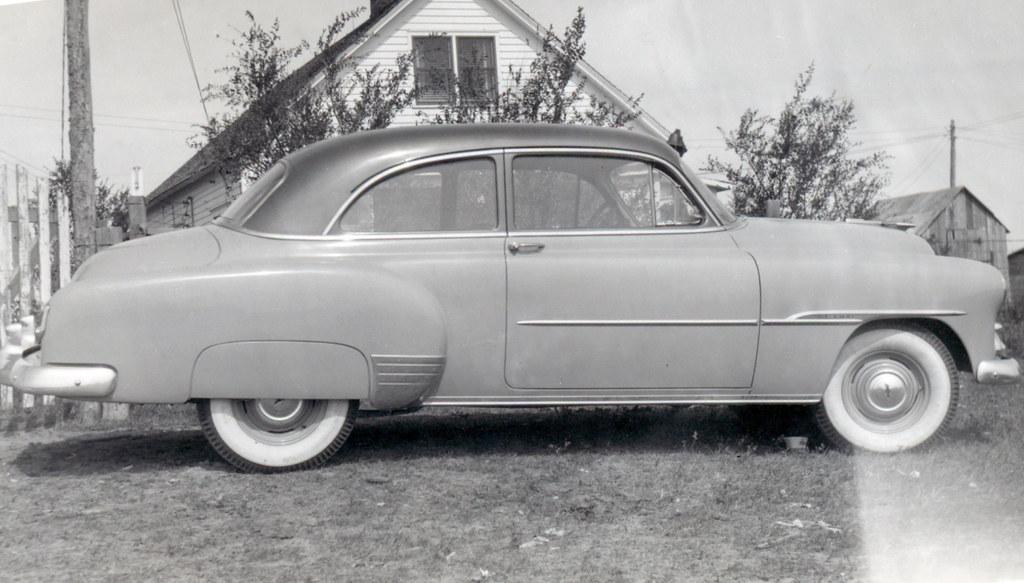 1951 chevrolet styleline deluxe 2 door sedan coconv flickr for 1951 chevy 2 door coupe