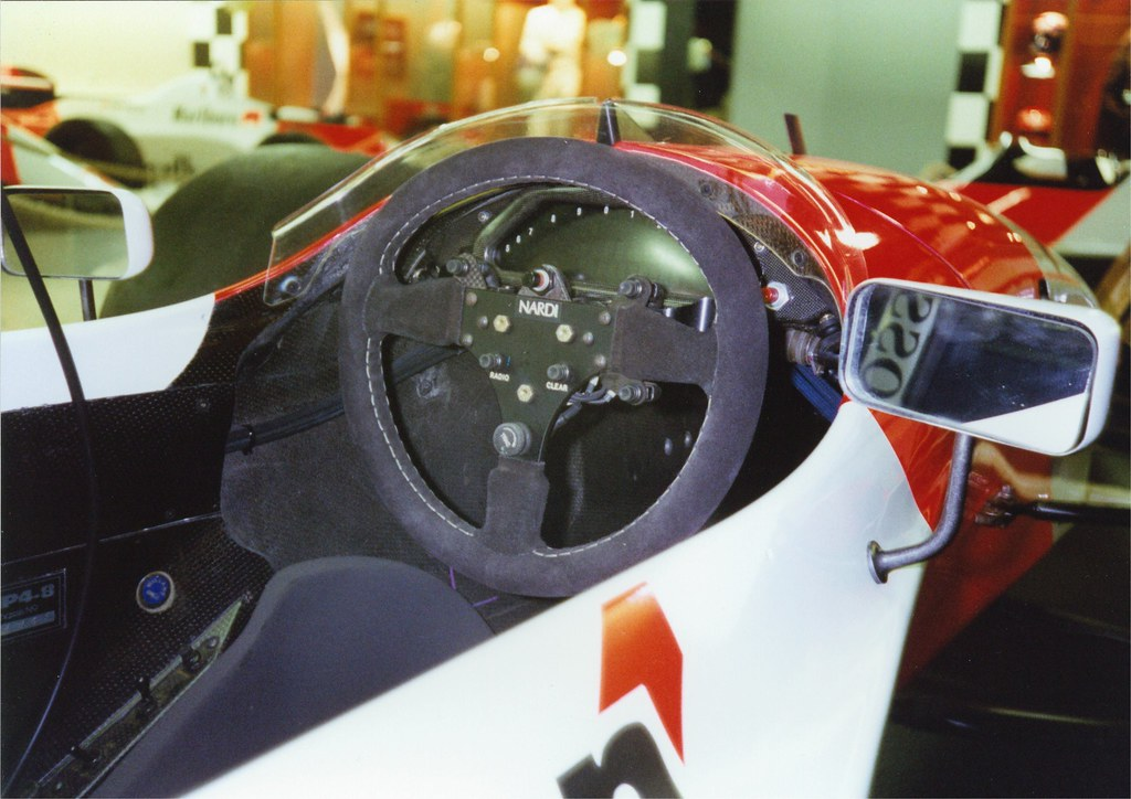 McLaren Ford MP4-8 | McLaren Ford MP4-8 chassis #3 raced by … | Flickr