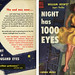 Dell Books 679 - George Hopley - Night has 1000 Eyes (with back)