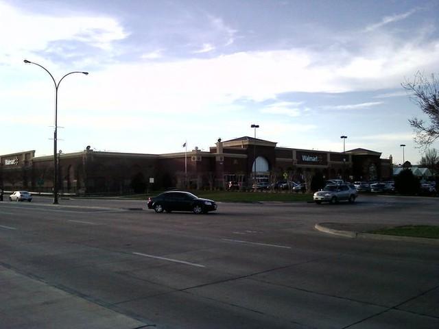 Dallas Walmart Supercenter Cowboys Stadium In Arlington