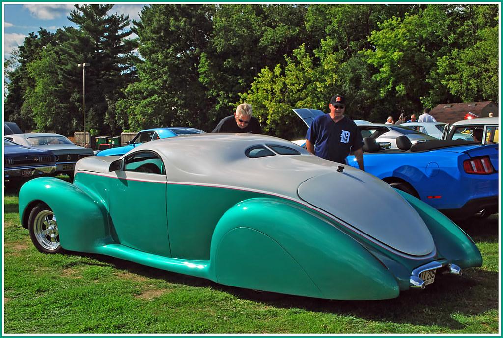 All Sizes Custom 1939 Lincoln Zephyr Flickr Photo Sharing