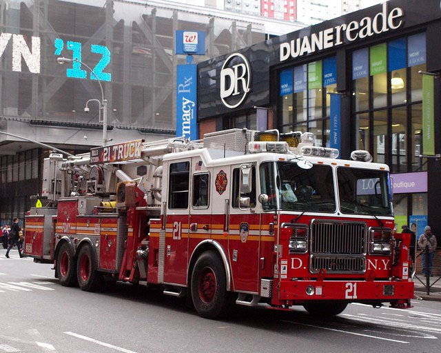 Nyc Emergency Hell S Kitchen