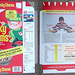 1978 General Mills Lucky Charms Cereal Box Flat Series 34