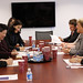 UN Women Executive Director Michelle Bachelet meets with Ms. Kim Kum-lae, Minister of Gender Equality and Family of the Republic of Korea