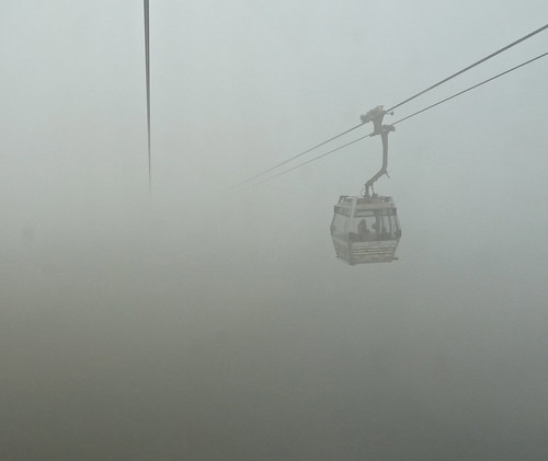 Ngong Ping 360 cable car {Flickr Blogged} | by In my hands they crumble