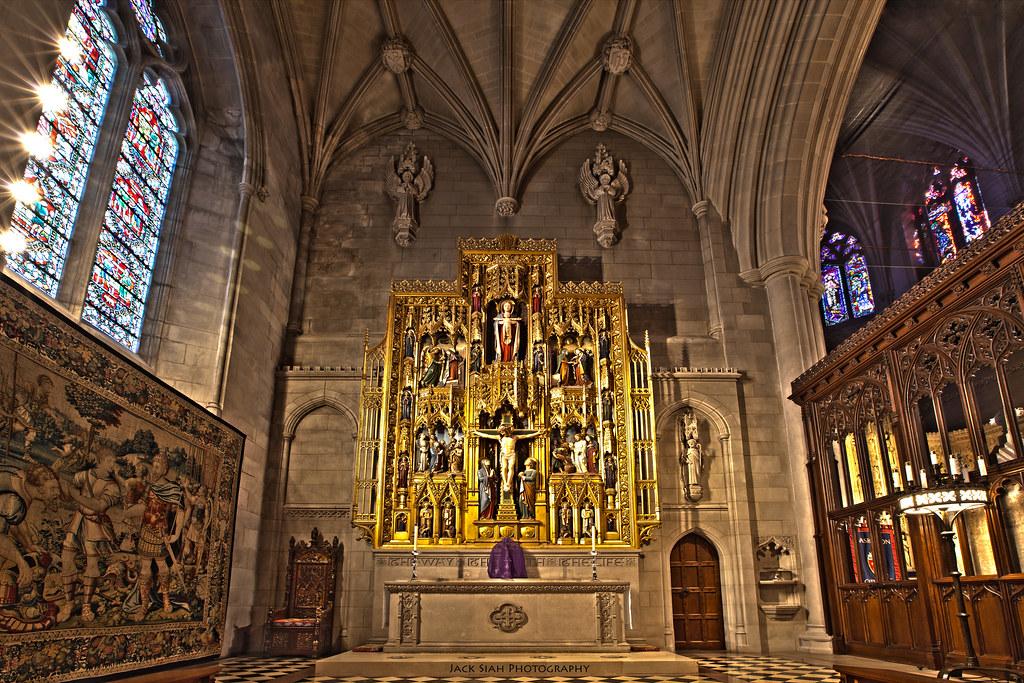 Washington National Cathedral St Mary S Chapel Washing