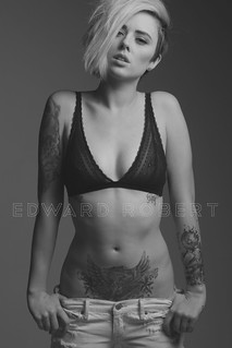 Alysha Nett | by Edward Robert