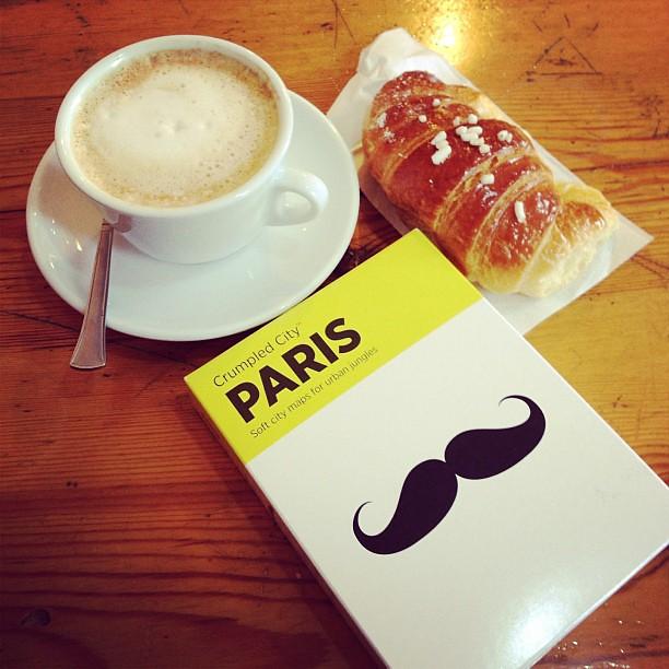 Sognando parigi mi scasso una colazione luca flickr for Colazione parigi