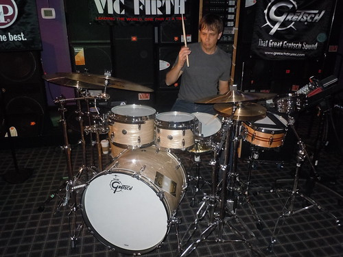 Keith Carlock | by Latin Percussion