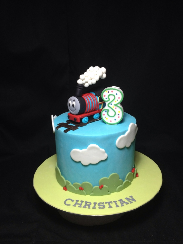 Thomas Cake Topper Australia
