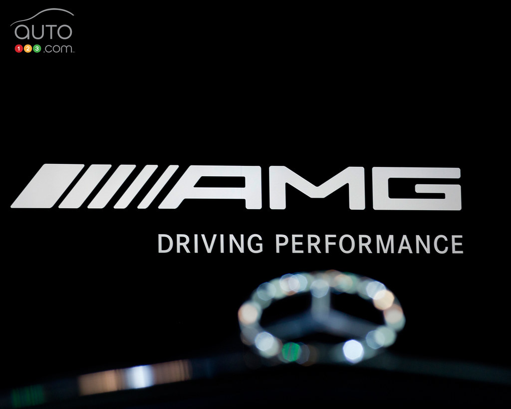 Go To Auto >> Mercedes-Benz AMG logo | Download this wallpaper in 1280x102… | Flickr