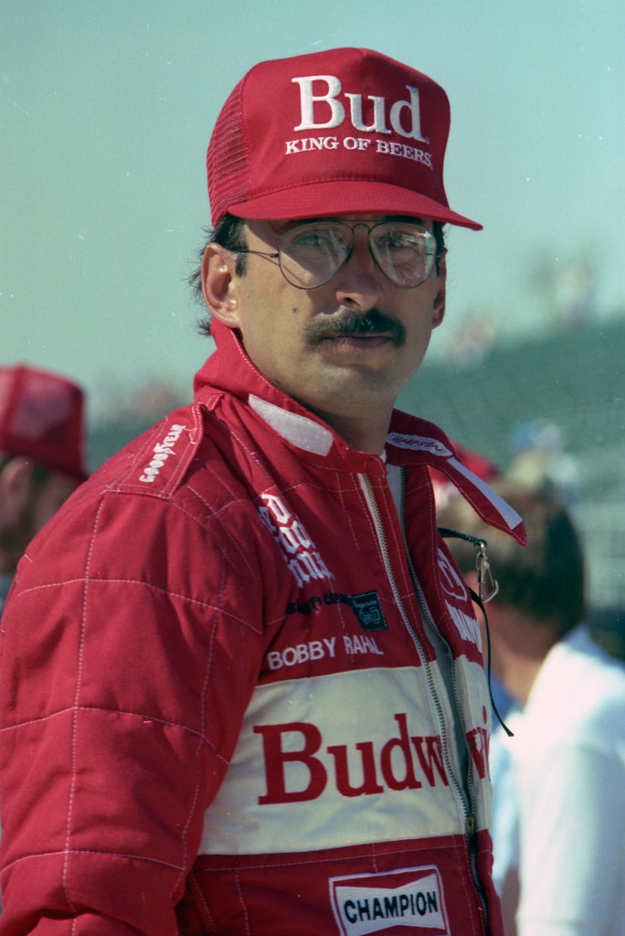 1986 Bobby Rahal Indianapolis Motor Speedway Flickr