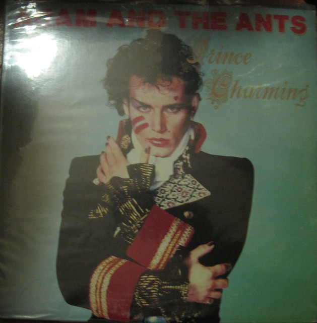 adam and the ants prince charming flickr photo