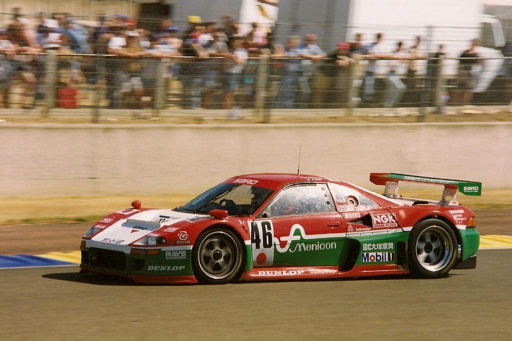 1996 Le Mans Sard Mc8 R Alain Fert 233 Mauro Martini