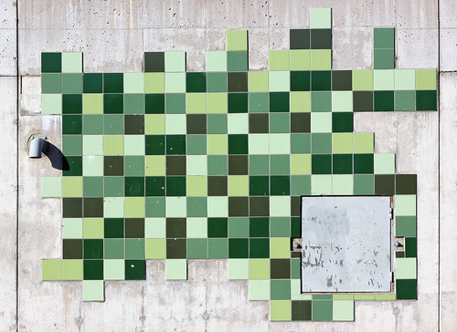 Green Tiles | by Steffe