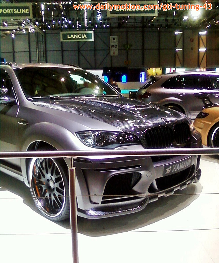 Bmw X6m Hamann Price: Watch My Video Of This Event HERE