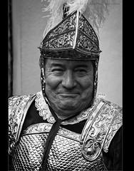 Romano?...no, Armao de la Macarena!