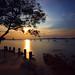 Sunset @Changi Beach #4