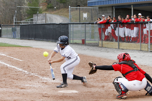 Softball | by The Ithacan