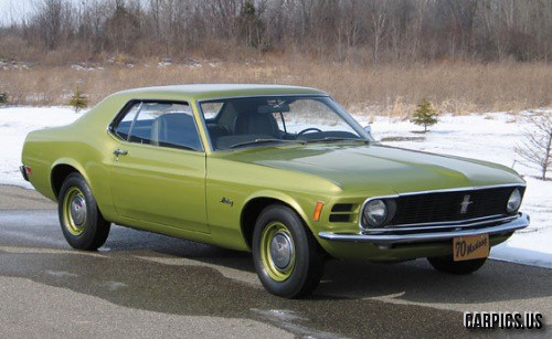 1970 Ford Mustang Coupe | Flickr - Photo Sharing!
