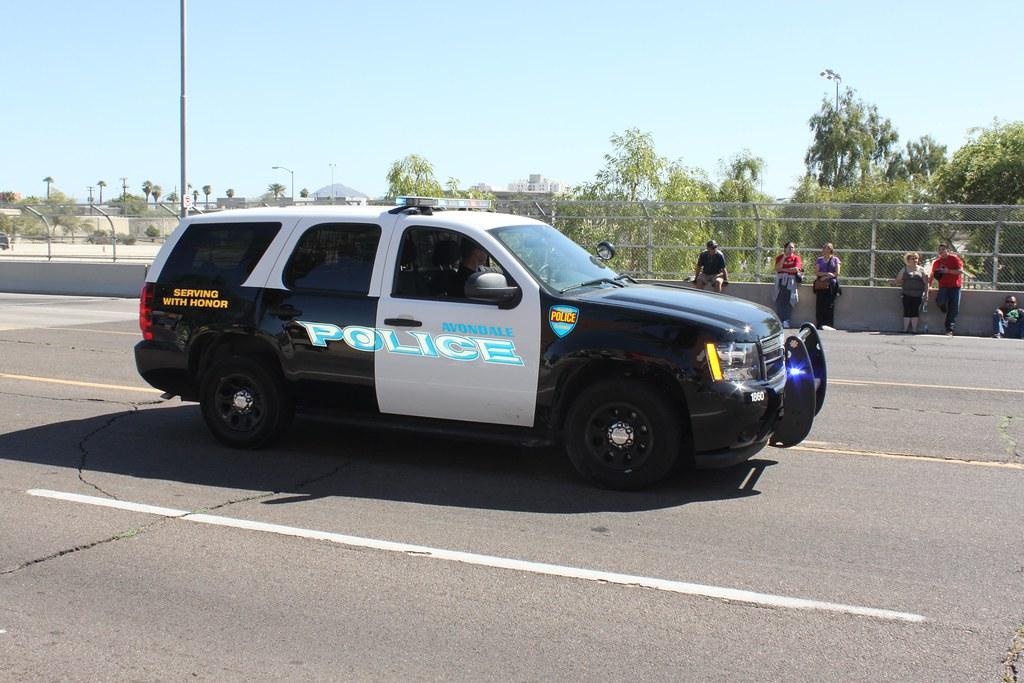 Avondale az police department pj geraghty flickr for Avondale motor vehicle division avondale az