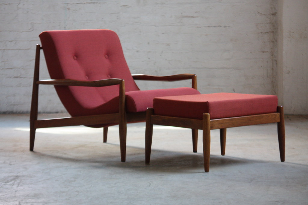 Mint Adrian Pearsall Mid Century Modern Lounge Chair Model ...