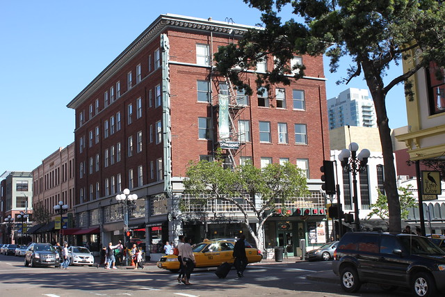 Hotels In Gaslamp Area Of San Diego