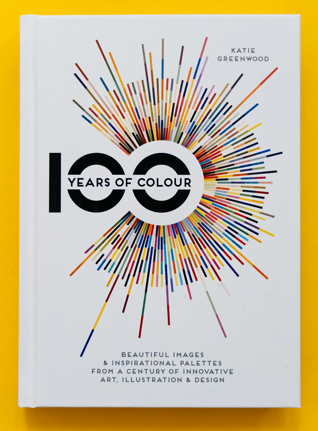 100 years of colour | book review » cardboardcities - creative lifestyle blog