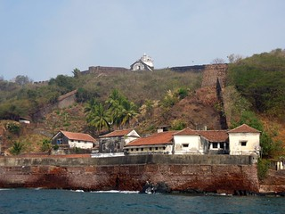 Goa, Fort Aguada | by Ronald Peter