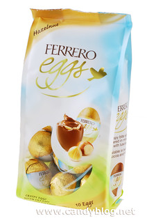 Hazelnut Ferrero Eggs | by cybele-
