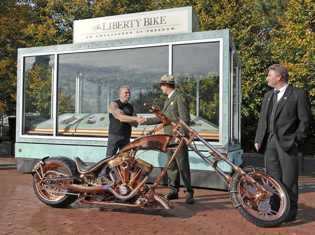 Orange County Choppers >> Orange County Choppers Liberty Bike | Orange County Choppers… | Flickr