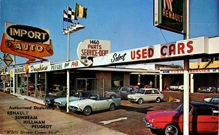 Import Auto, Long Beach CA, 1964 | by aldenjewell