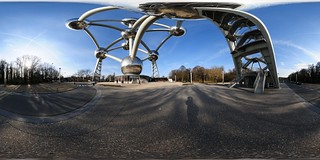 The Atomium | by Tom.Lechner