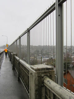 SR 99 Aurora Safety Fence | by WSDOT