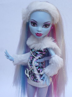 Abbey Bominable  Monster High doll by Mattel | by super.star.76