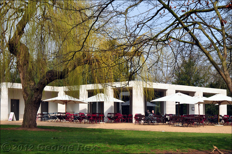 Chiswick House And Grounds Cafe