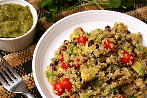 black bean quinoa 7 | by crumblycookie