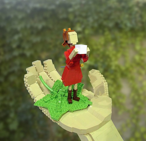 Arrietty the Borrower | by Ochre Jelly
