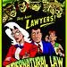Supernatural Law T-shirt art