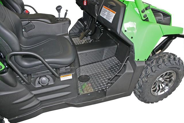 Kawasaki Teryx Floor Safety Recall