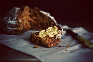 Irish Treacle Soda Bread 2 | by Citrus and Candy