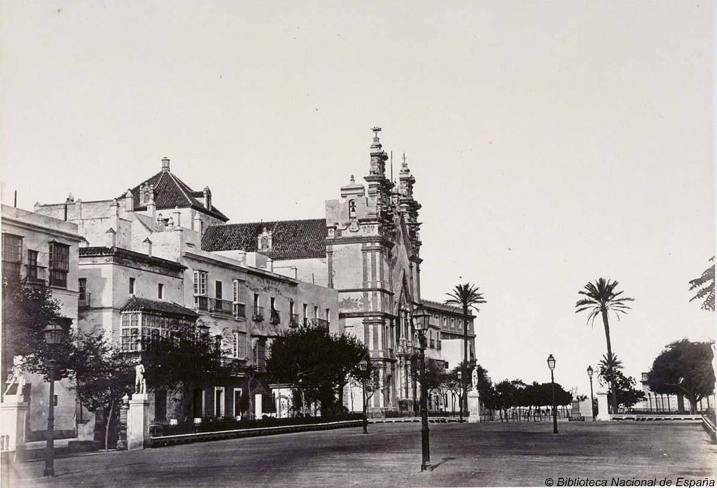 C diz alameda e iglesia del carmen autor clifford for Biblioteca iglesia madrid