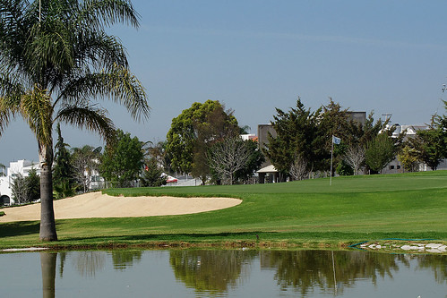 Club de golf santa margarita en villas de irapuato for Villas irapuato