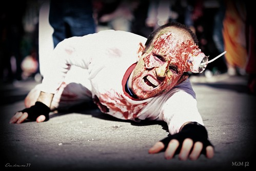 Marcha Zombie 2012 | by andresco_77