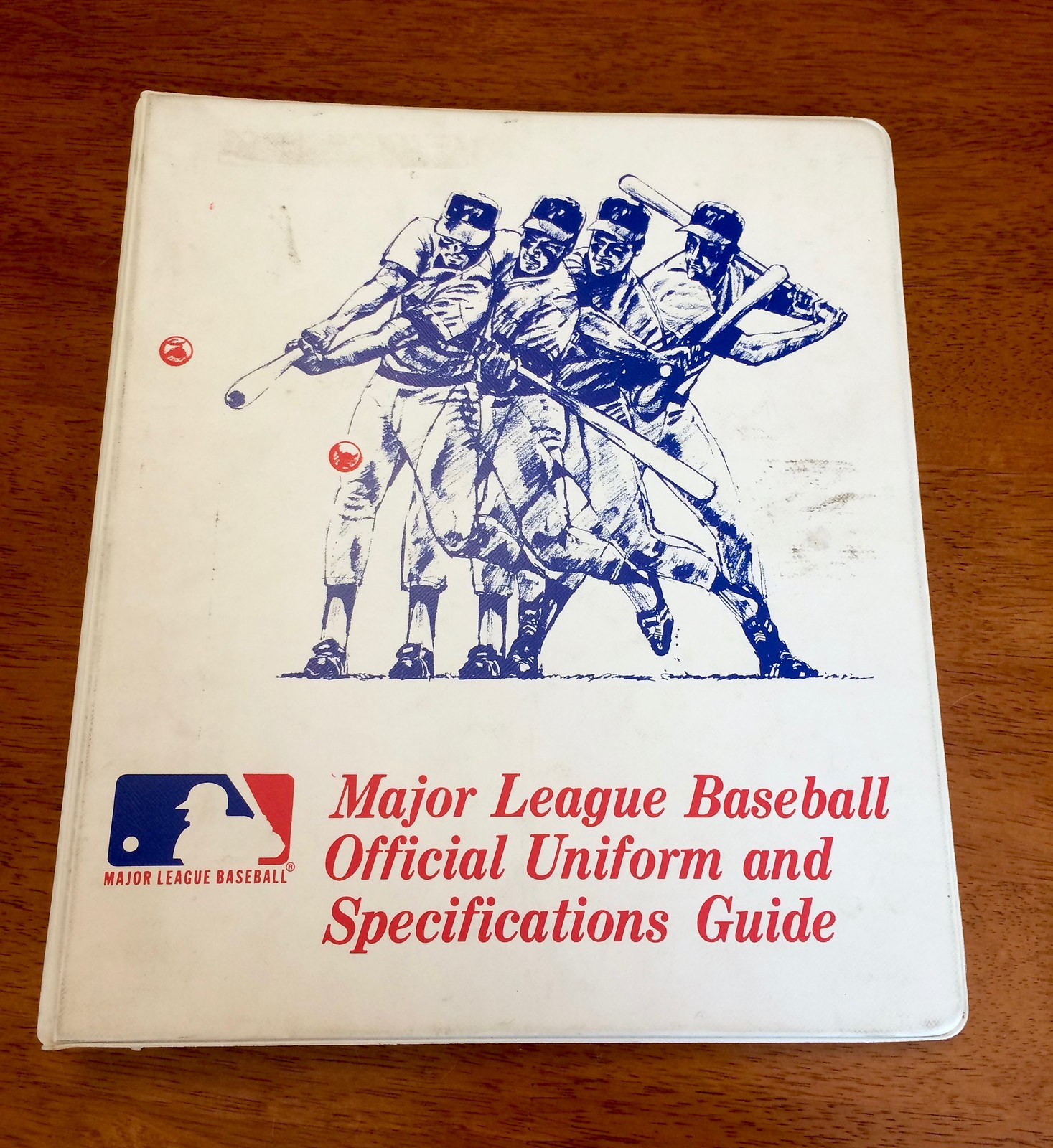 7689911c The guide was produced by the Licensing Corporation of America (LCA), which  oversaw MLB's licensing operations from 1966 through 1987.